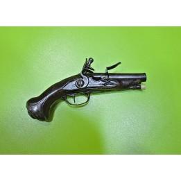 Petit Pistolet à silex de poche