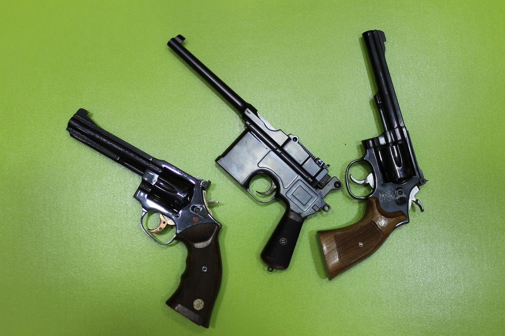 Armes de Poing