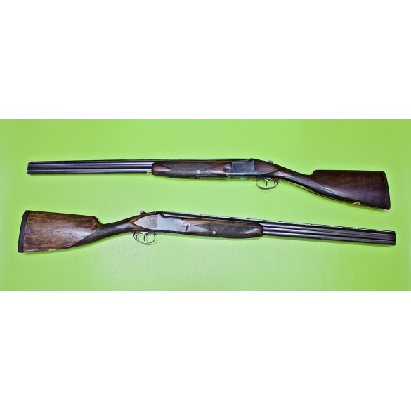 Paire BROWNING B 25 Cal. 12